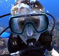 Learn scuba diving
