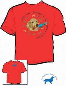 Skeeter the Diving Dog T-Shirt